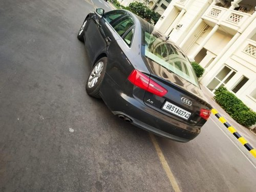 Used Audi A6 2.0 TDI Premium Plus 2012 in New Delhi-19