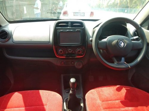 Used 2016 Renault Kwid car at low price
