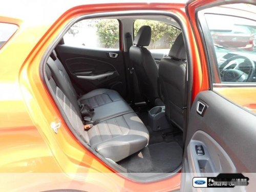 Used 2015 Ford EcoSport car at low price
