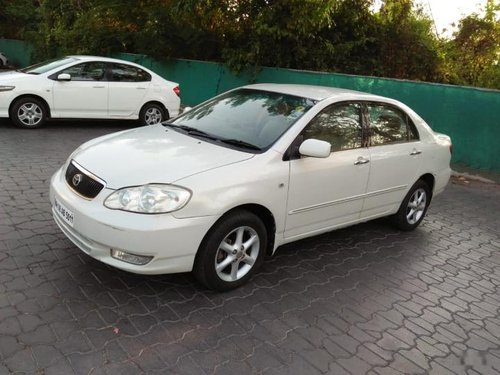 Used 2005 Toyota Corolla car at low price