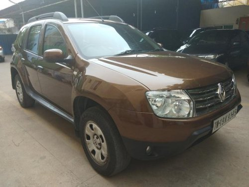 Good as new Renault Duster Petrol RxL for sale-2