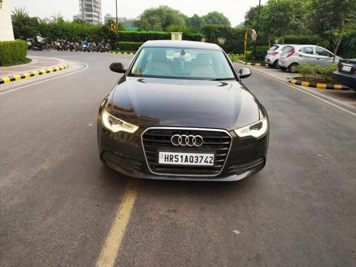 Used Audi A6 2.0 TDI Premium Plus 2012 in New Delhi-4