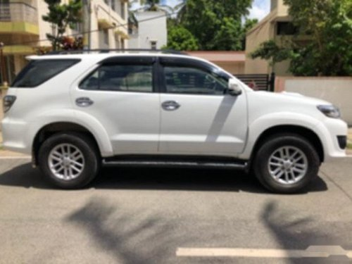 Toyota Fortuner 4x2 MT TRD Sportivo 2014 for sale
