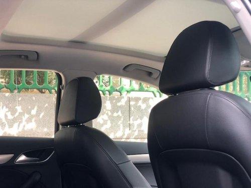 Used Audi Q3 car at low price