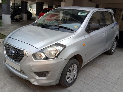 Used 2014 Datsun GO car at low price