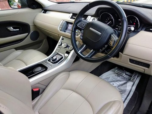 Used 2017 Land Rover Range Rover Evoque for sale at low price