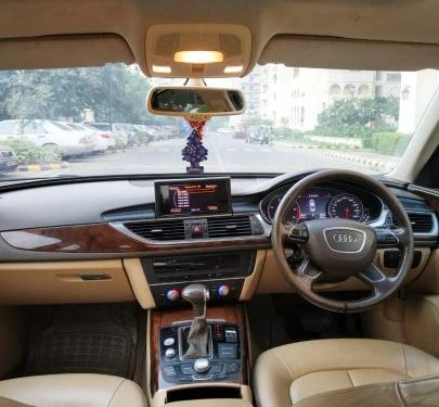 Used Audi A6 2.0 TDI Premium Plus 2012 in New Delhi-10