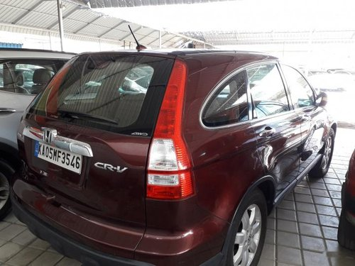 Good as new Honda CR V 2.4 MT 2007 for sale