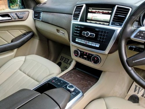Used 2017 Mercedes Benz GL-Class car at low price