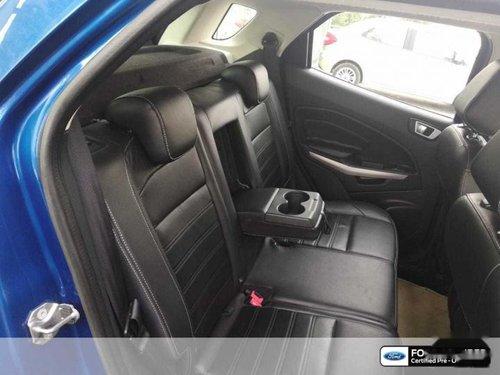 Used Ford EcoSport 1.5 TDCi Titanium Plus 2017 for sale