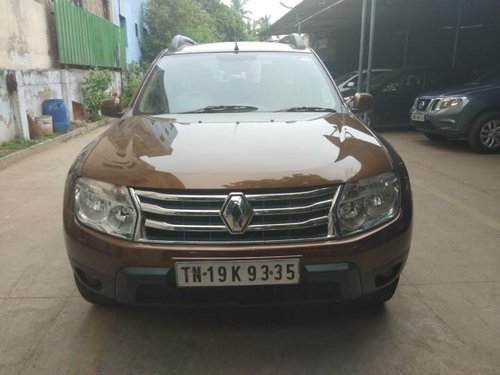 Good as new Renault Duster Petrol RxL for sale-3