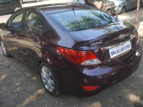 Used Hyundai Verna VTVT 1.6 SX 2012 for sale