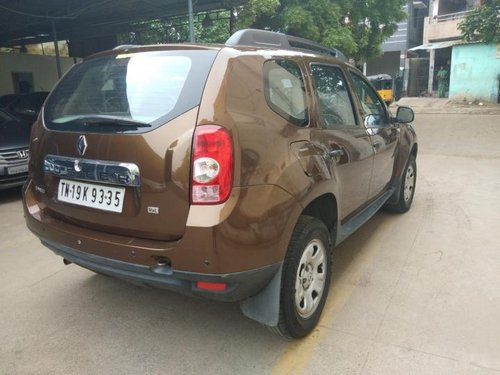 Good as new Renault Duster Petrol RxL for sale-4