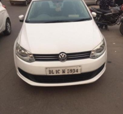 Used 2011 Volkswagen Vento car at low price