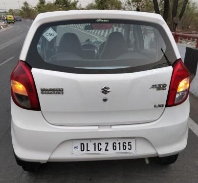 Used 2016 Maruti Suzuki Alto 800 car at low price