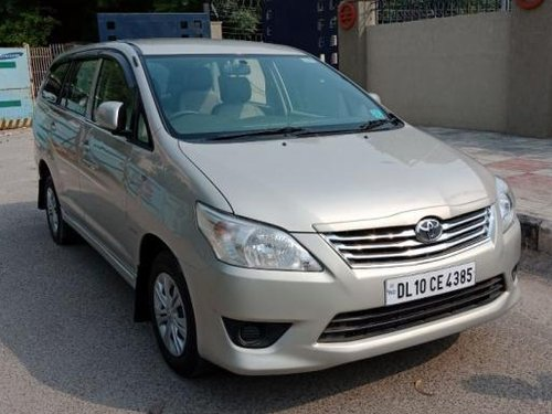 Toyota Innova 2.5 GX (Diesel) 7 Seater BS IV by owner-0