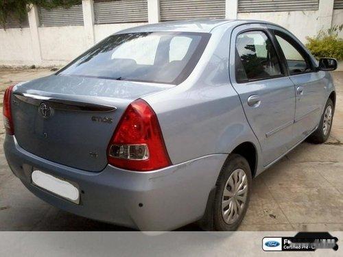 Used 2011 Toyota Platinum Etios car at low price