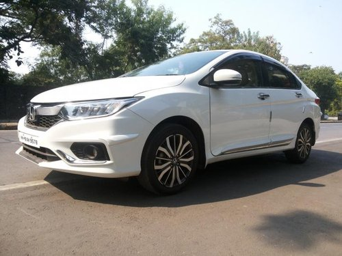 Good as new 2017 Honda City for sale