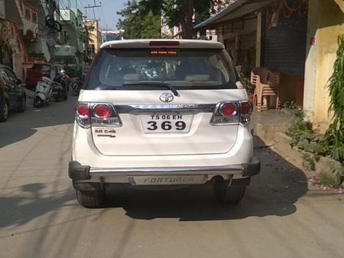 Used 2012 Toyota Fortuner for sale at low price
