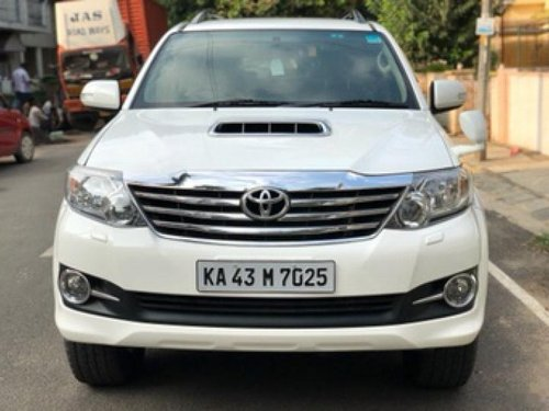 Good as new 2015 Toyota Fortuner for sale