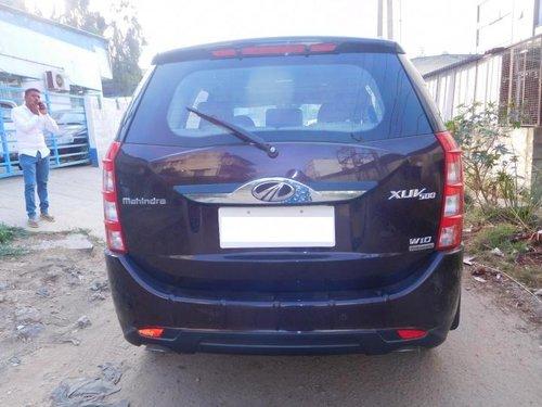 Used 2017 Mahindra XUV500 car at low price