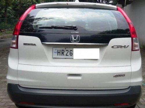 Used Honda CR-V 2.4L 4WD AT for sale