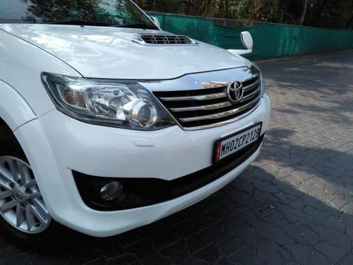 Used 2012 Toyota Fortuner car at low price