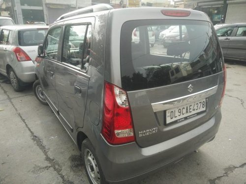 Good as new Maruti Wagon R LXI CNG for sale
