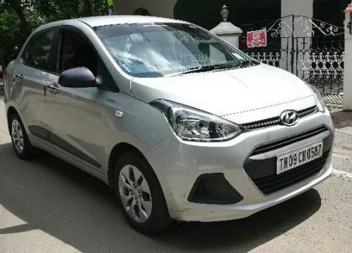 Used 2017 Hyundai Xcent car at low price