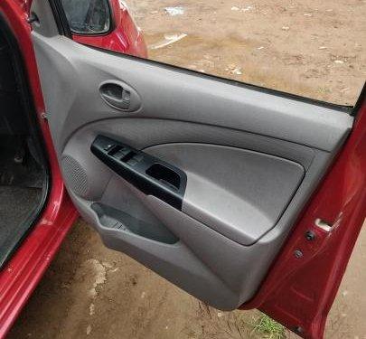 Used Toyota Platinum Etios 2011 car at low price