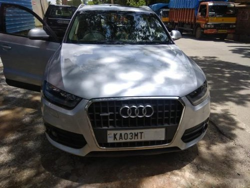 Good as new Audi Q3 2.0 TDI 2013 for sale
