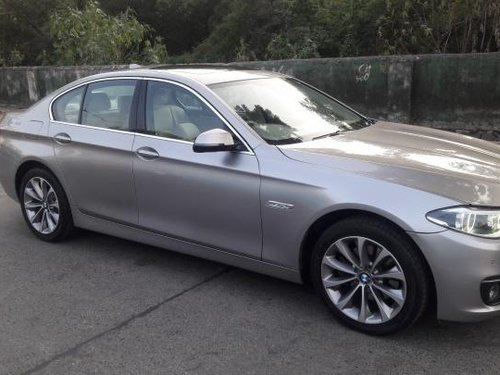 Used 2014 BMW 5 Series car at low price-2