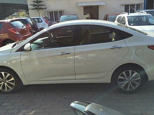 Used Hyundai Verna 2015 car at low price