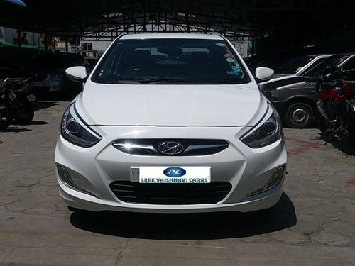Hyundai Verna 1.6 CRDi AT SX 2014 for sale -6