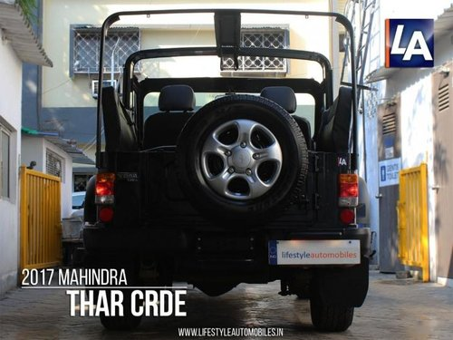 Used 2017 Mahindra Thar for sale