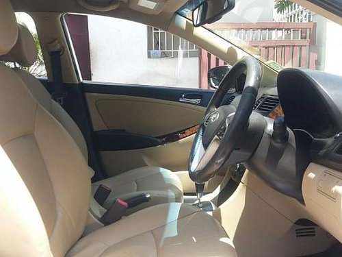 Hyundai Verna 1.6 CRDi AT SX 2014 for sale