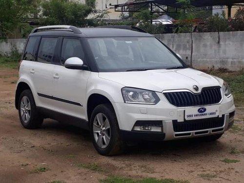 Used 2014 Skoda Yeti for sale