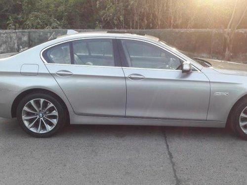 Used 2014 BMW 5 Series car at low price-4