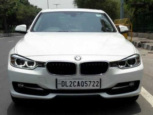 Used BMW 3 Series 2015 car at low price
