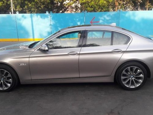 Used 2014 BMW 5 Series car at low price-7