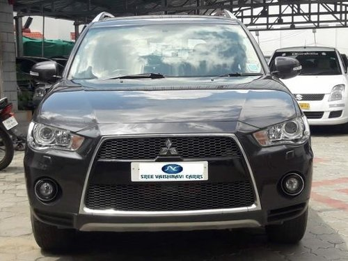 Used 2010 Mitsubishi Outlander car for sale at low price