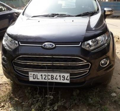 Ford EcoSport 1.5 DV5 MT Titanium 2014 for sale
