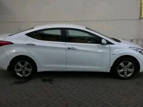 Hyundai Elantra SX AT 2012 for sale