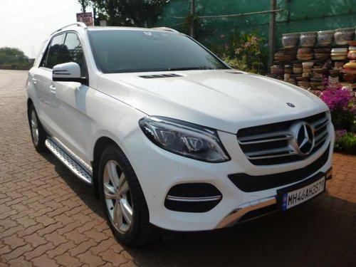 Used Mercedes Benz GLE 2015 car at low price