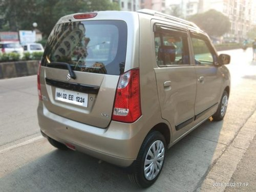 Used 2016 Maruti Suzuki Wagon R car at low price