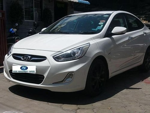 Hyundai Verna 1.6 CRDi AT SX 2014 for sale -10