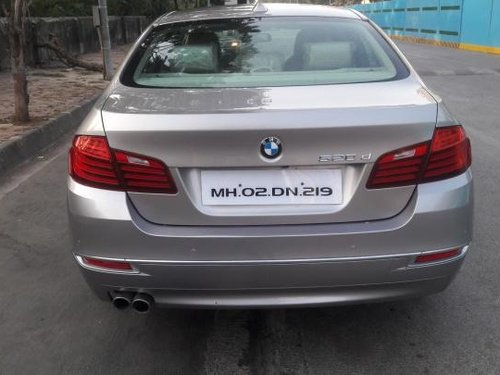 Used 2014 BMW 5 Series car at low price-11