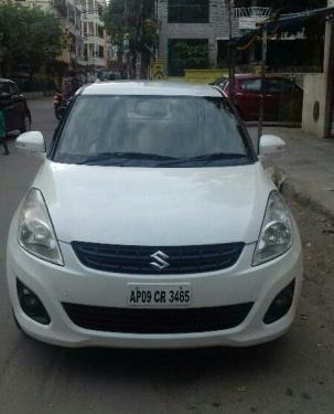 Used Maruti Suzuki Dzire 2012 car at low price-0