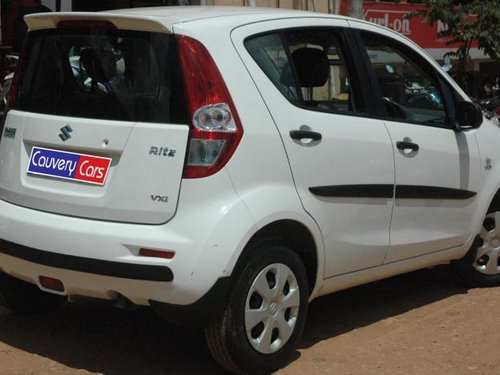 Used 2014 Maruti Suzuki Ritz car at low price