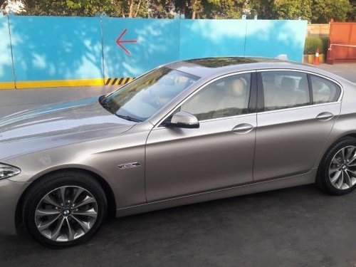 Used 2014 BMW 5 Series car at low price-12
